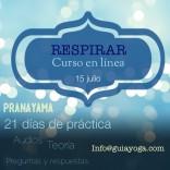 Curso en linea de Respiración (Pranayama)