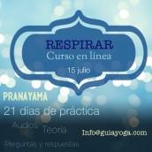 La respiración (pranayama)