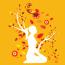Circulo de Yoga para la mujer